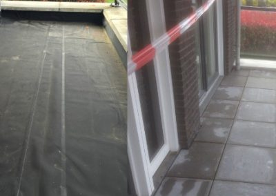ISOROKS balkonophoging voor en na 2